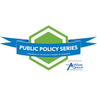 2020 Public Policy Series #3:  A Closer Look Luncheon with NC Treasurer Dale Folwell presented by The Action Group