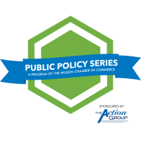 2021 Public Policy Series #3: NC Secretary of Commerce Machelle Sanders presented by The Action Group