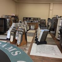 Our tile department