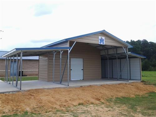 Let us do the job for your school, church, organization for your next storage project