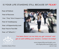 Legacy Life Coaching & Consulting LLC - Wilson