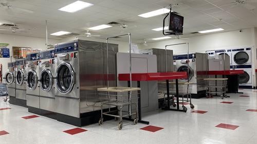 High Capacity Washers