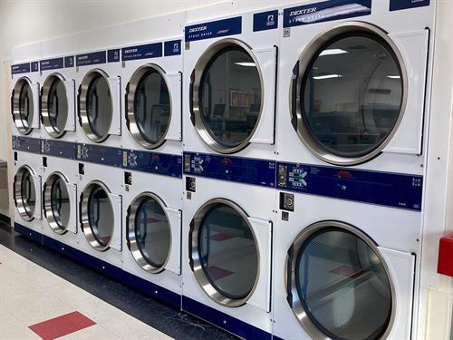 High Capacity Dryers