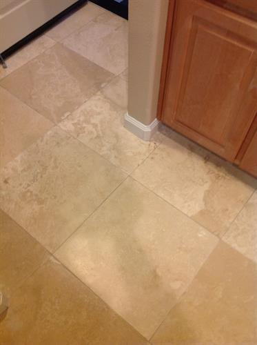Natural Stoner Tile Repair After