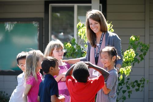Miss Megan Sinisi, Elementary Principal