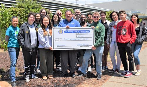 The CV Rotary Grants program helps many throughout the town (or world)/