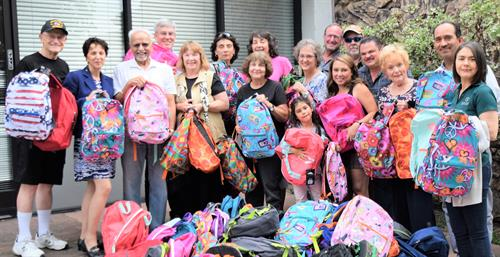More backpacks for kids in need for CVUSD and RCCS to start school.