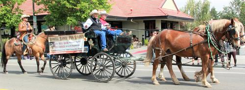 Rotary's Rowell Ranch Rodeo Parade