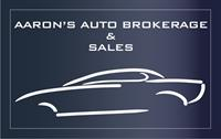 Aaron's Auto Brokerage & Sales