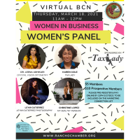 BCN-  Women in Business -Women's Panel
