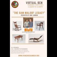 Virtual BCN- The Sam Maloof Legacy