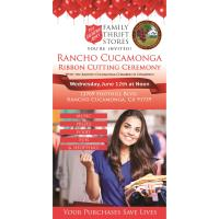 The Salvation Army Ribbon Cutting Ceremony