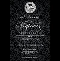 25th Annual Vintner's Celebration
