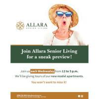 Allara Senior Living-Tours