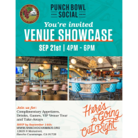 Night Out-Punch Bowl Social