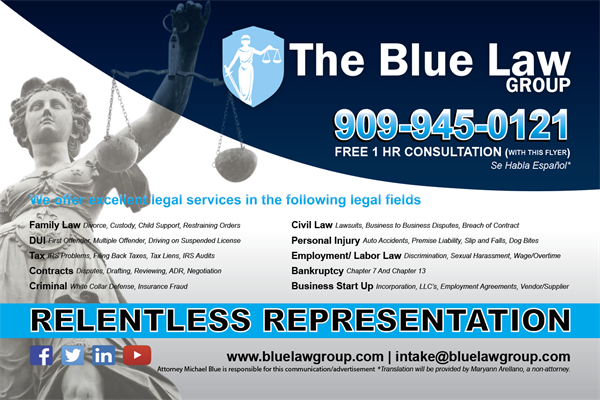 The Blue Law Group Inc.