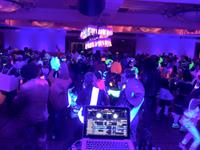 Nestle Event - GLOW party