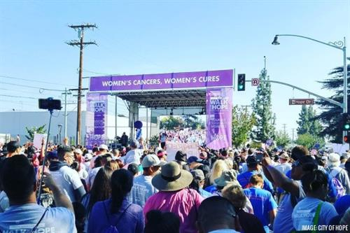 Walk For Hope City of Hope