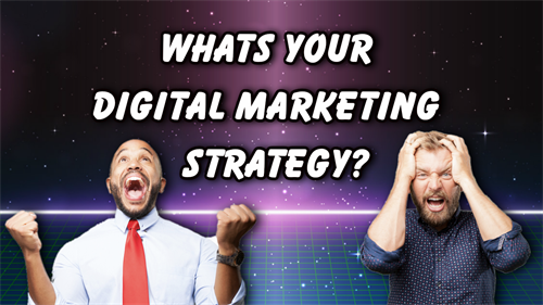 Do You Have A Digital Marketing Plan?