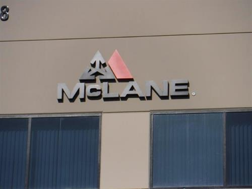 McLane Rancho Sign