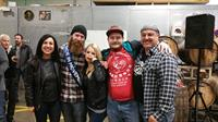 Movember Fundraiser for Men's Health Awareness - Dale Bros Brewery / Last Name Brewery