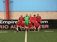 State Farm Mike Gaumer / Dale Bros Brewery Indoor Soccer Champs - Upland Sports Arena
