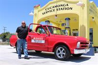 Cucamonga Station - Mike Gaumer