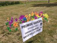 Colby Alzheimer's Association Walk to Remember, Promise Garden Sponsor 2013