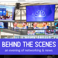 Behind the Scenes: an evening of networking & news at NBC