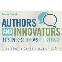 Member Event: Authors & Innovators Business Ideas Festival