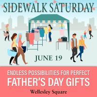 Member Event: Wellesley's Sidewalk Saturday