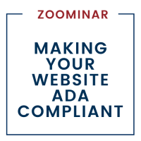 Making Your Website ADA Compliant