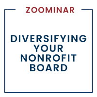 Diversifying your nonprofit board