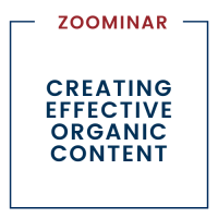 How to create effective organic content on Instagram