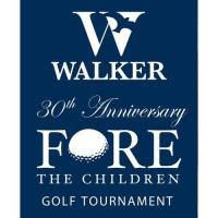 Walker's 30th Annual Fore the Children Golf Tournament