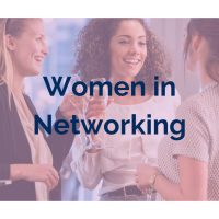 Women in Networking lunch at Hearth Pizzeria