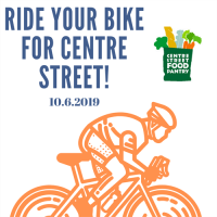 8th Annual Ride for Food - Centre Street Food Pantry