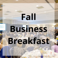 Fall Business Breakfast