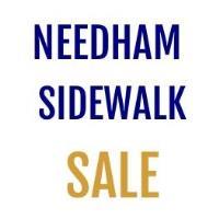 Needham Sidewalk Sale