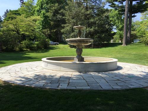 Murdock Fountain