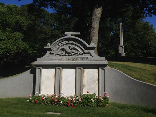 Civil War Soldier's Monument