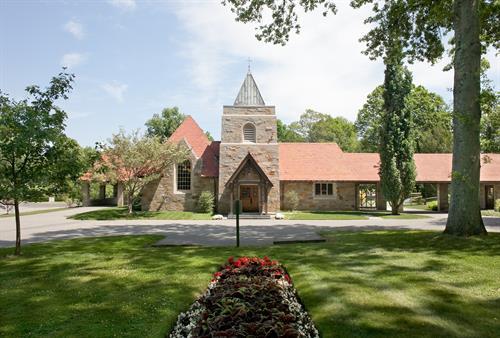 Newton Cemetery Chapel