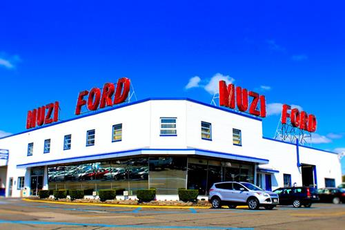 Muzi Ford Dealership