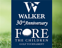 Walker will host the 2019 Fore the Children Golf Tournament at Dedham Country and Polo Club.