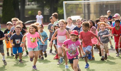 Kids have the best summer ever at YMCA camps!