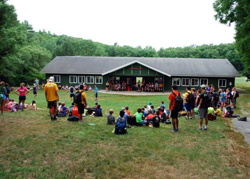Camp Chickami ( Day Camp, Wayland MA)