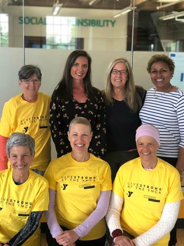 Livestrong at the YMCA is a free program for cancer survivors