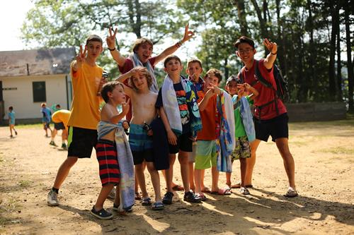 YMCA Camp Frank A. Day (residential camp in East Brookfield, MA)
