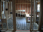 In-floor Radiant Heating
