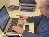 Carroll Center for the Blind launches virtual rehabilitation for individuals with vision loss